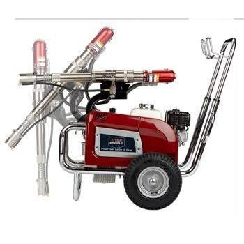 0290021 Titan Speeflo Powrtwin 6900 Plus D I Airless Paint Sprayer Paint Sprayer Sprayers Titans