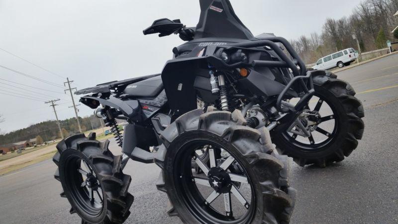 2017 Can Am Renegade 1000 Xxc Custom Street Bikes Can Am Atv