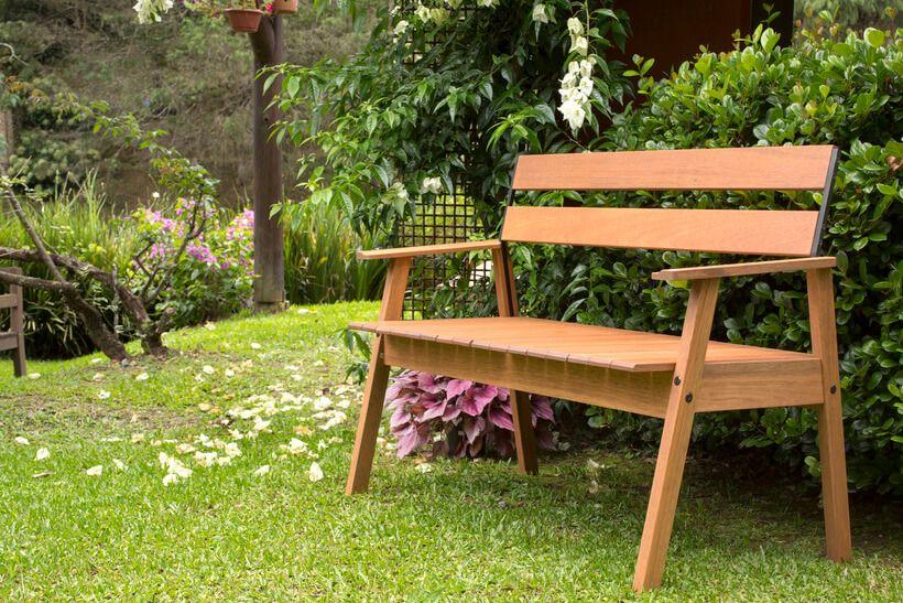 Como Manter A Durabilidade Dos Moveis De Jardim Com Imagens