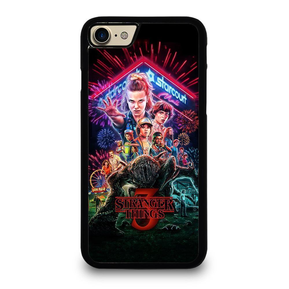 STRANGER THINGS iPhone 7 Case Cover | Stranger things phone case ...