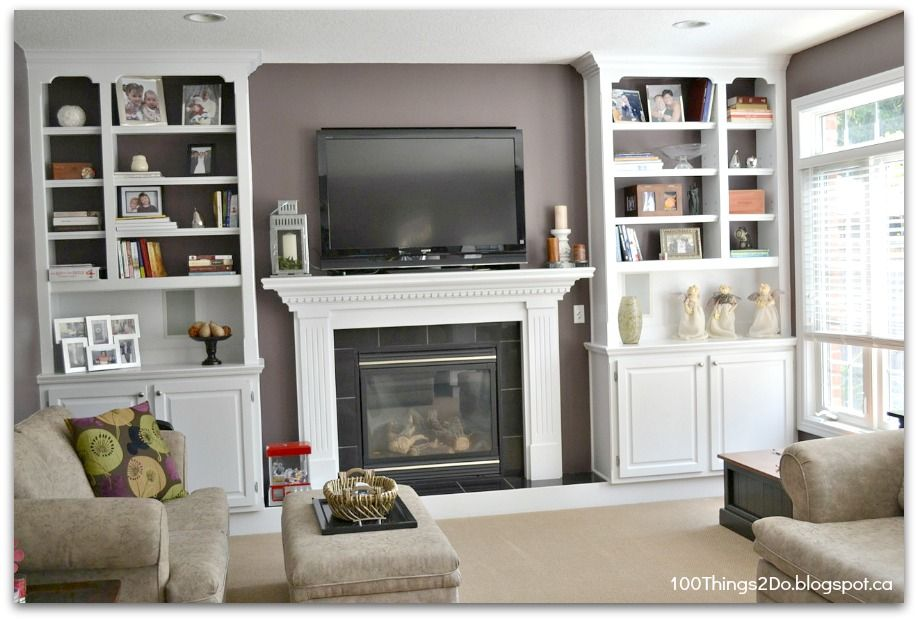 Photo of Before and After – Family Room | 100 Things 2 Do