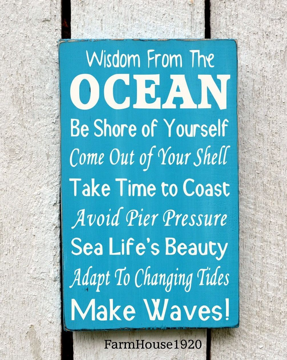 Beach Sign Decor Enchanting Beach Sign Beach House Decor Coastal Cottage Decorations Review