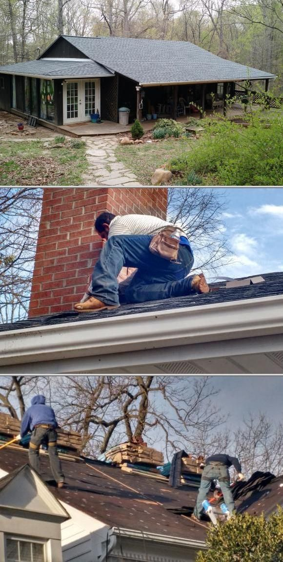 Roofing Services Roofing Services Front Royal Flat Roof Repair