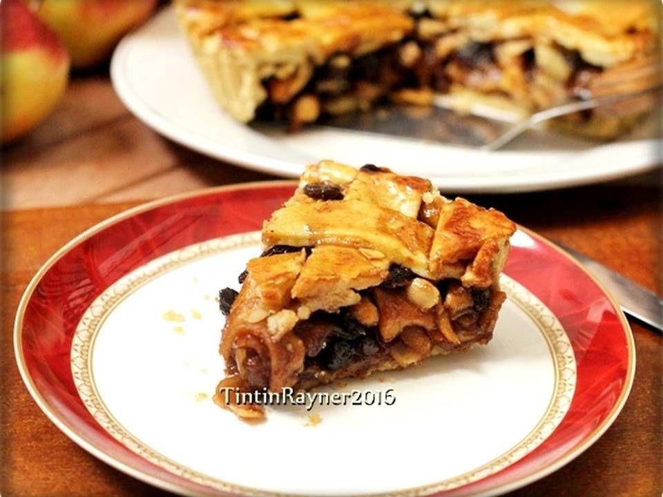 Resep Apple Pie So Good Step By Step Oleh Tintin Rayner Resep Pie Apel Makanan Resep
