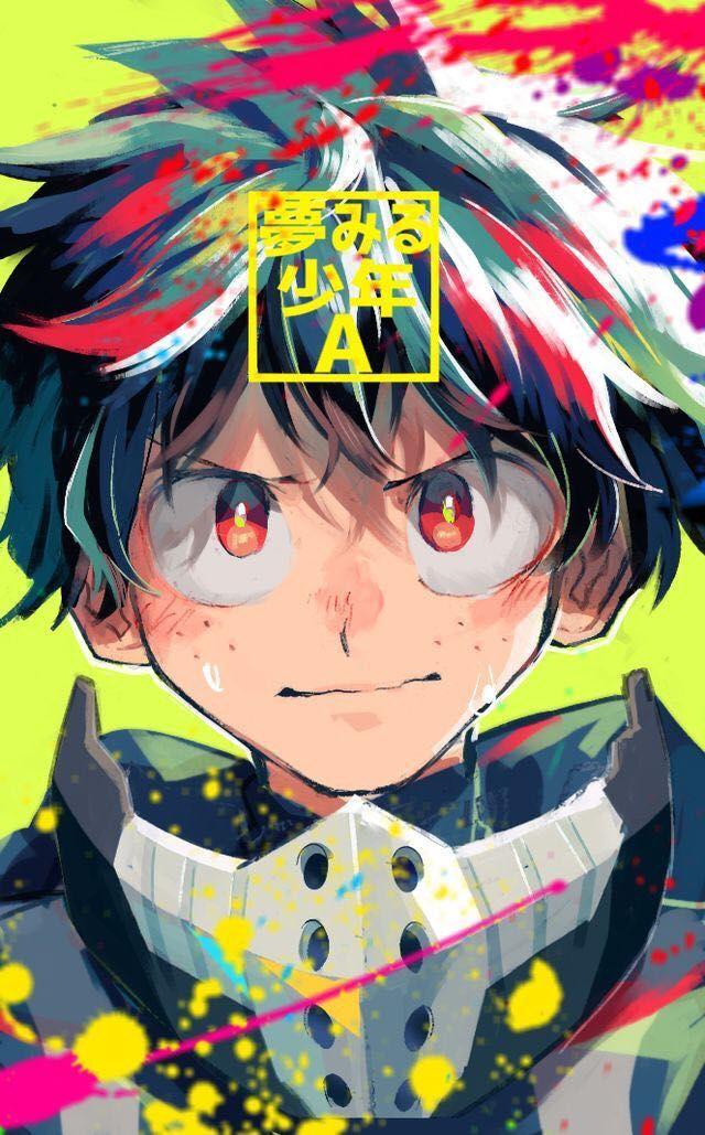Lil Izuku (A BakuDeku Fanfic) - 6: Her