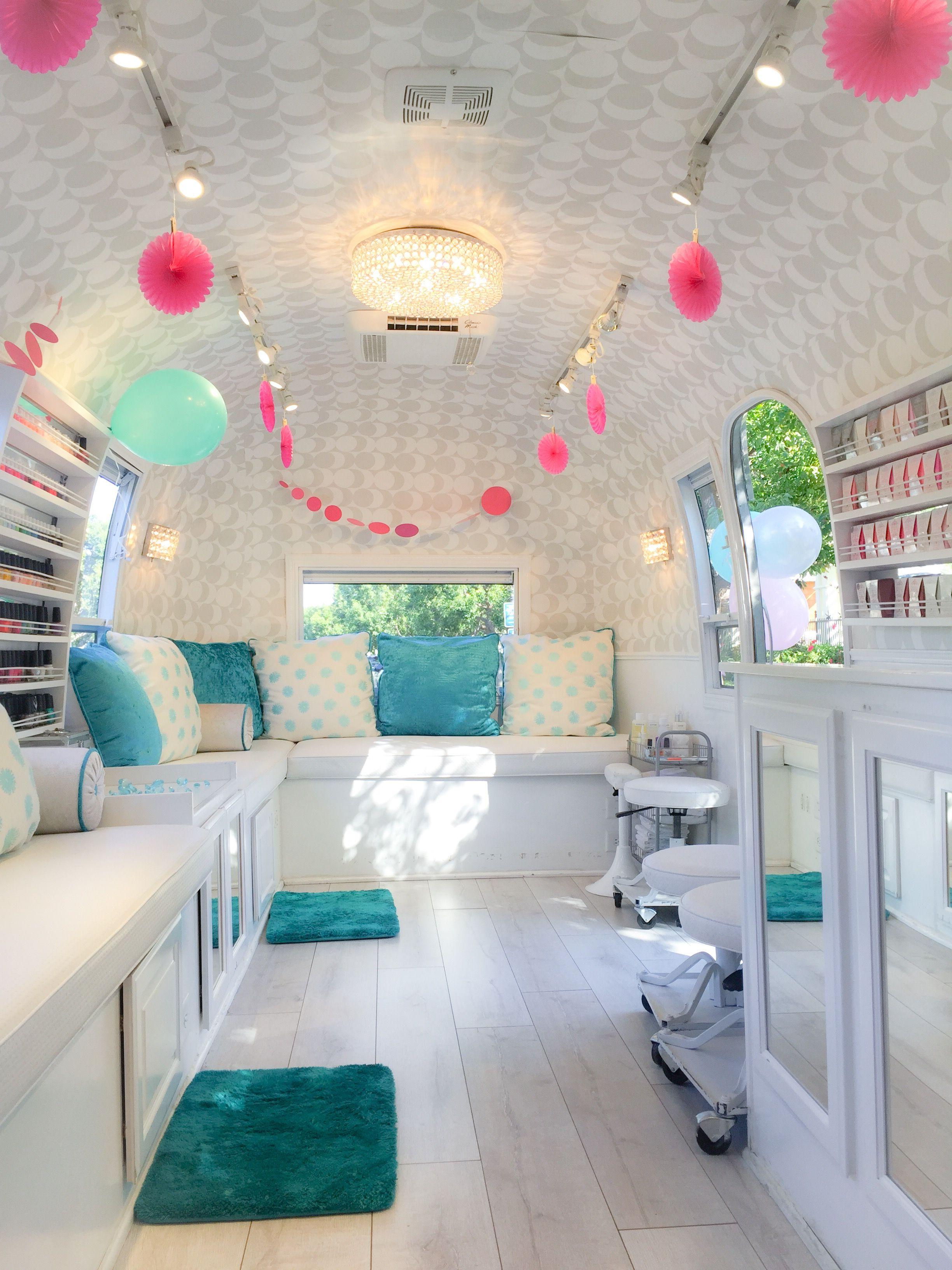 Http Www Thenailtruck Mobile Beauty Salon Nail