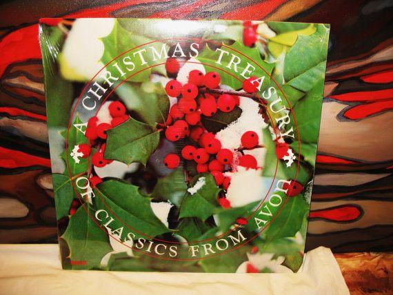 Amazing A Christmas Treasury Of Classics From Avon Vinyl