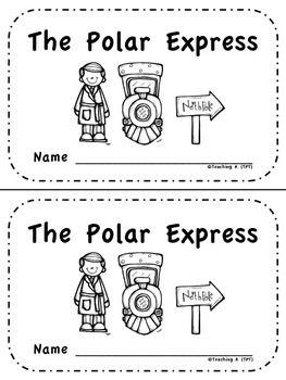 Polar Express Top Teachers Smorgasboard