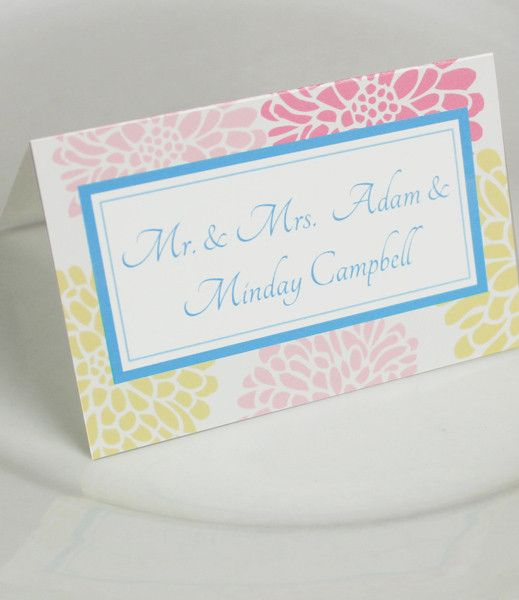 Make Your Own Wedding Invitations Download Print Wedding Place Card Templates Place Card Template Make Your Own Wedding Invitations
