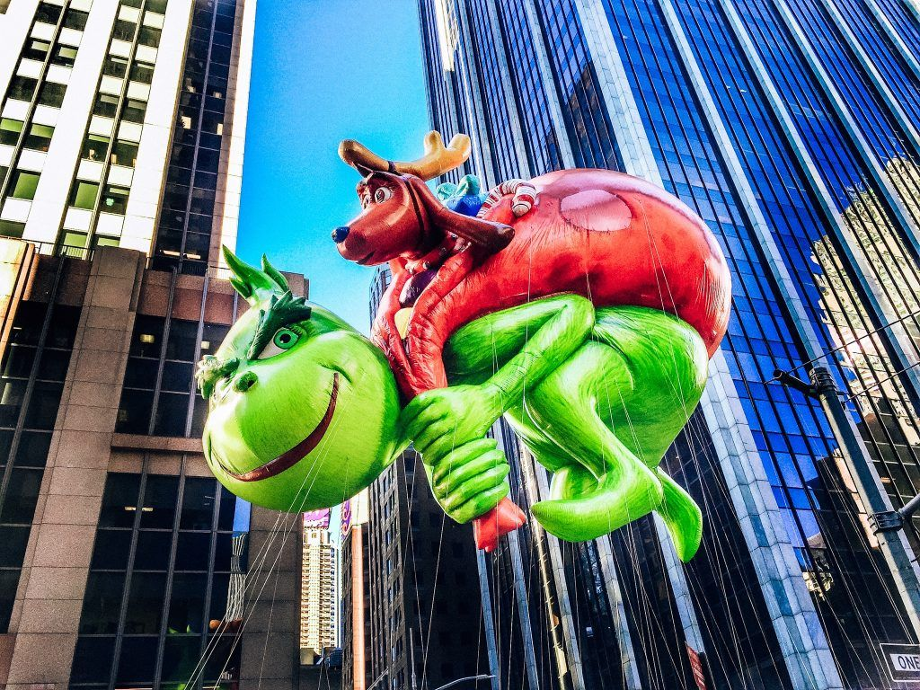 The Ultimate Guide To The Macy S Thanksgiving Day Parade Thanksgiving Day Parade Macy S Thanksgiving Day Parade The Grinch Pictures