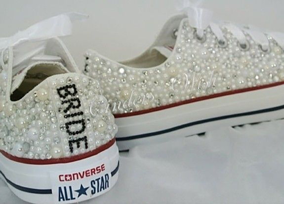 46804421191 5 beautiful ways to customise your wedding shoes - Red Online