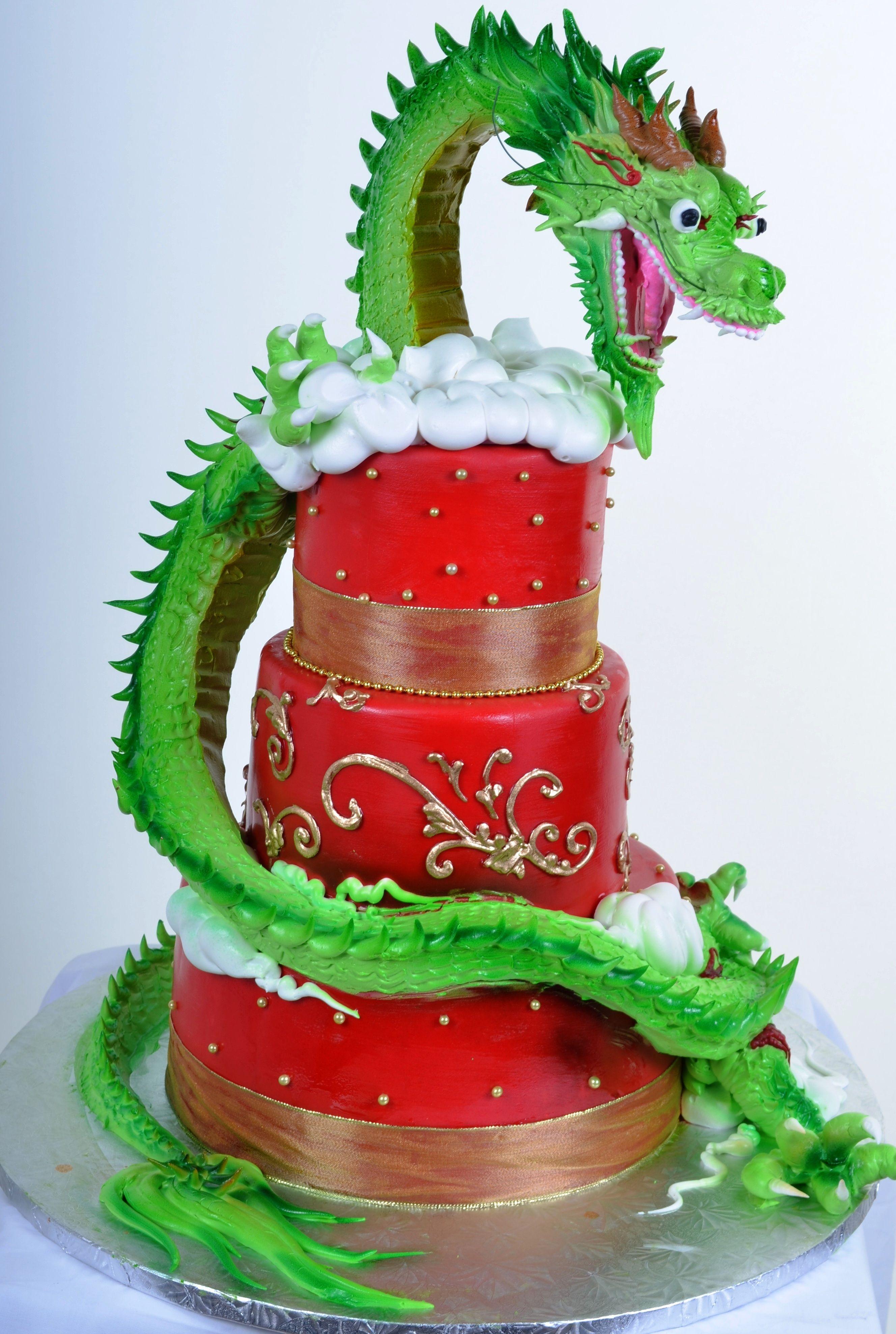 Chinese Birthday Cake Images