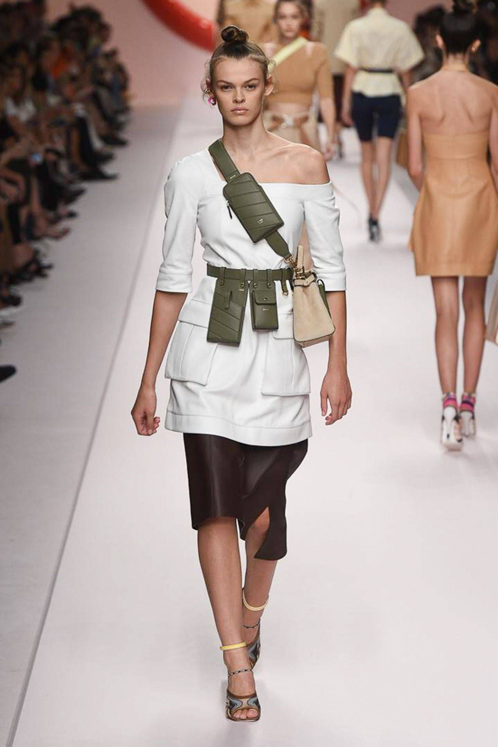 d8caf0edf0 Fendi Spring Summer 2019 Ready-To-Wear Collection