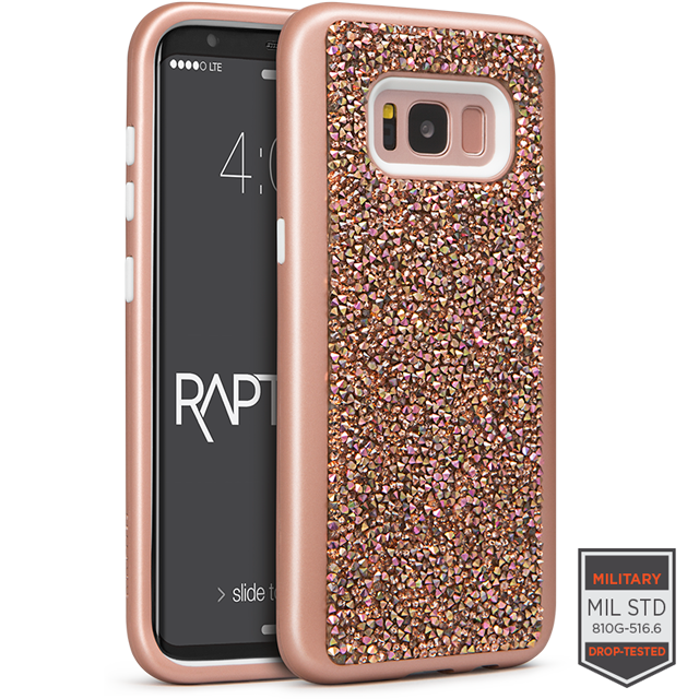outlet store 8da1d d0231 Cellairis+Rapture+Case+for+Samsung+Galaxy+S8+-+Rapture+Rock+Candy+ ...