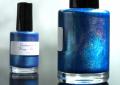 Enchanted Polish – Marge's Blue Beehive