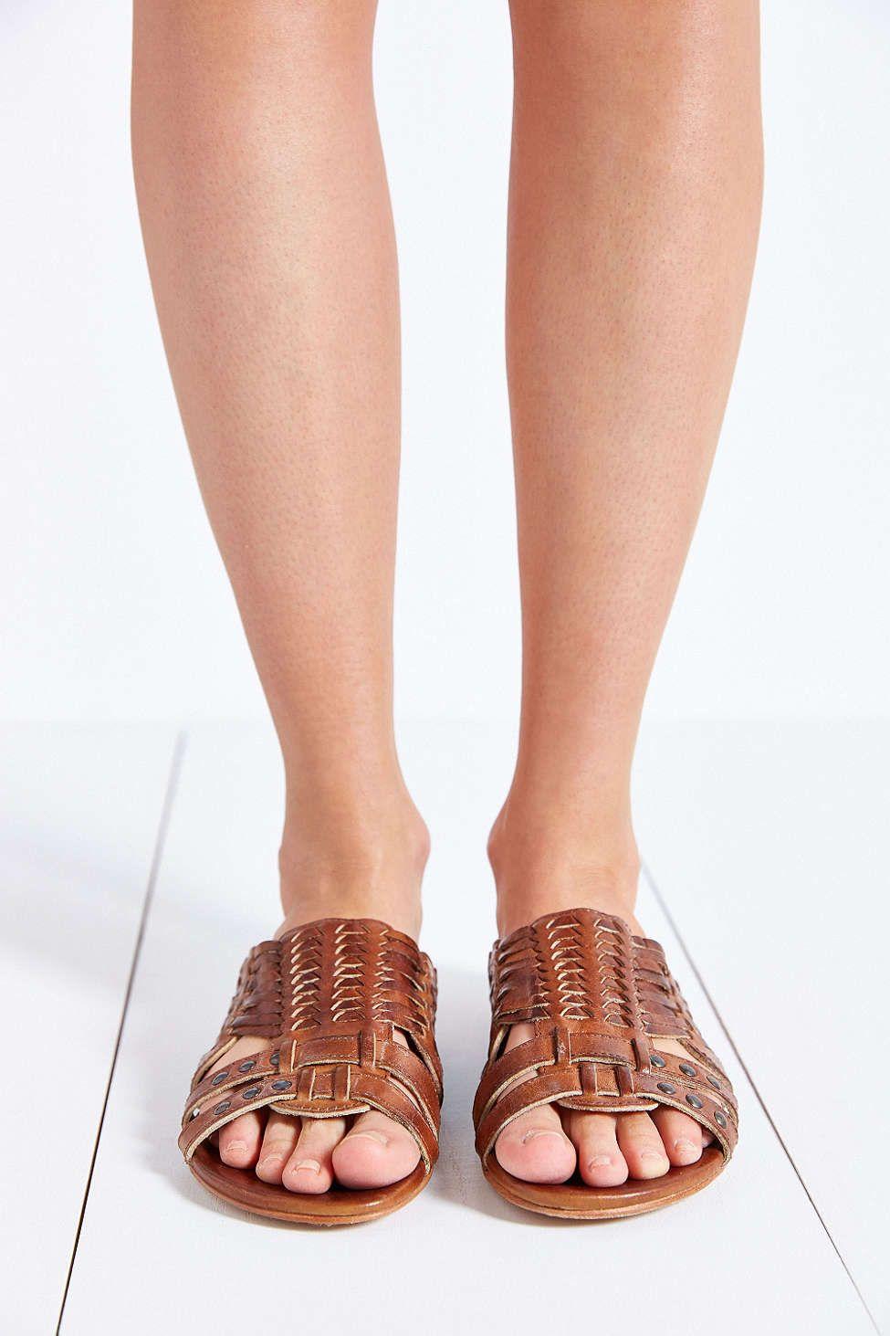 Bed Stu Diaz Slip-On Huarache Sandal