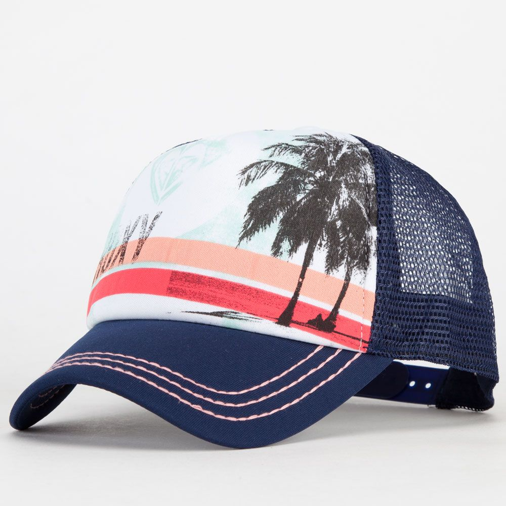 Roxy Dig This Womens Trucker Hat 227901210 Hats Tillys