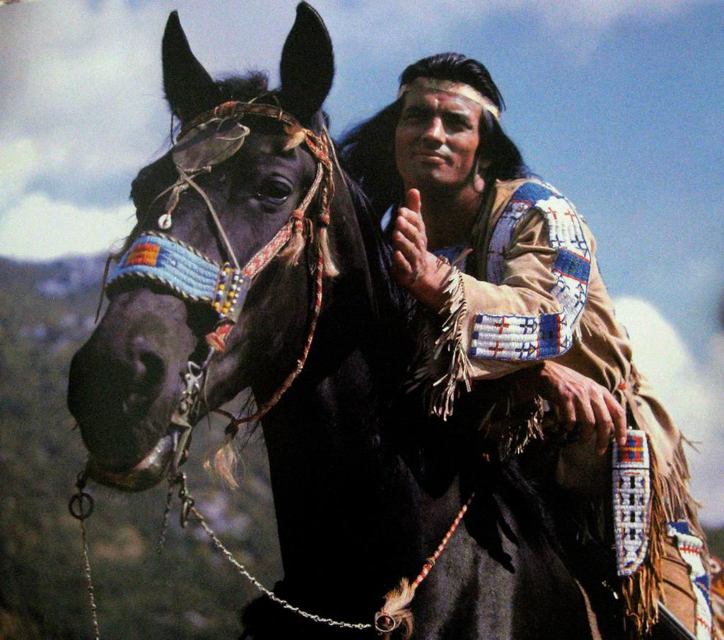 Pferd Von Winnetou