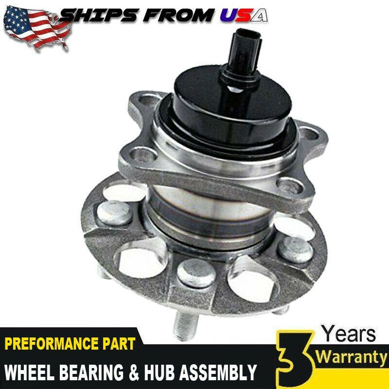 Advertisement Ebay Wheel Bearing And Hub Assembly Rear Wa512505