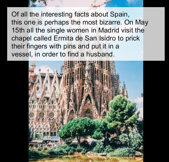 3f0ab6a5d4 Tour to Spain - travel tricks