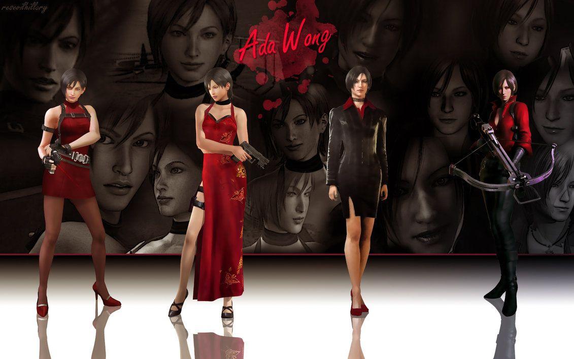 Ada Wong Wallpaper 2 By Yokoylebirisi Resident Evil Ada Wong