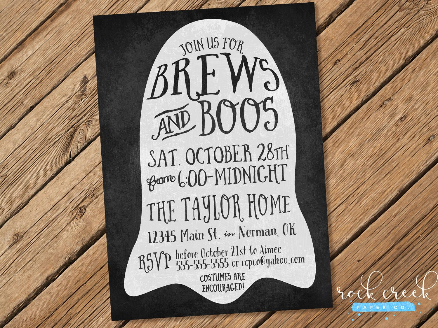 Pin by kim gamble on rock creek paper co pinterest rock creek rock creek halloween parties letter size party invitations filing pdf stopboris Gallery