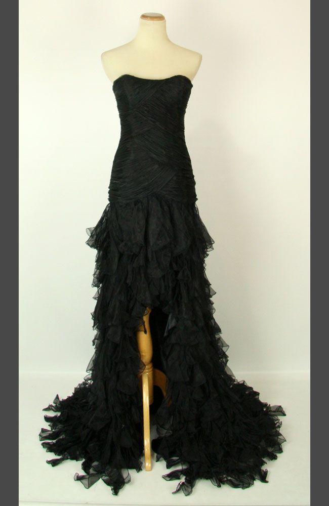Black Masquerade Dresses