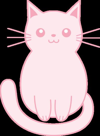 Http Sweetclipart Com Multisite Sweetclipart Files Imagecache Middle Kitten Pink Png Kitten Drawing Free Cats Cat Art