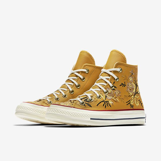 Beautiful Women Converse Chuck 70 Parkway Floral Hi Shoes