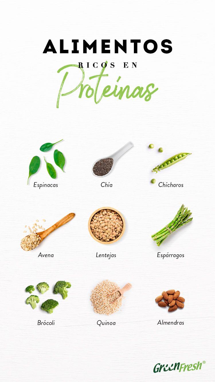 alimentos animales ricos en proteinas