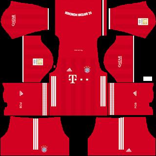Kit Dls Bayern Munich Bundesliga 2020 2021 Dream League Soccer Kits Terbaru Di 2020 Bayern Munich Munich