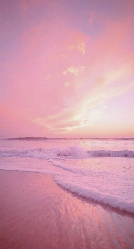 Wallpaper Pink Sky Iphone 61 Ideas Beach Wallpaper Pink Wallpaper Iphone Beach Wallpaper Iphone Pastel pink beach wallpaper iphone