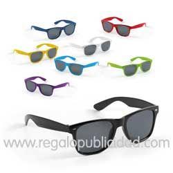9aff761bda Gafas de sol protección 400 UV, personalizadas con el logo de su empresa,  baratas, para regalos de empresa, eventos, campañas de marketing y  publicidad.