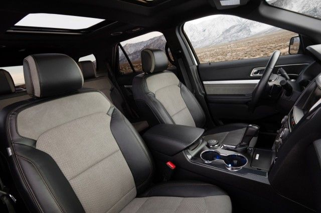 2017 Honda Pilot Vs 2017 Ford Explorer Compare Cars Ford
