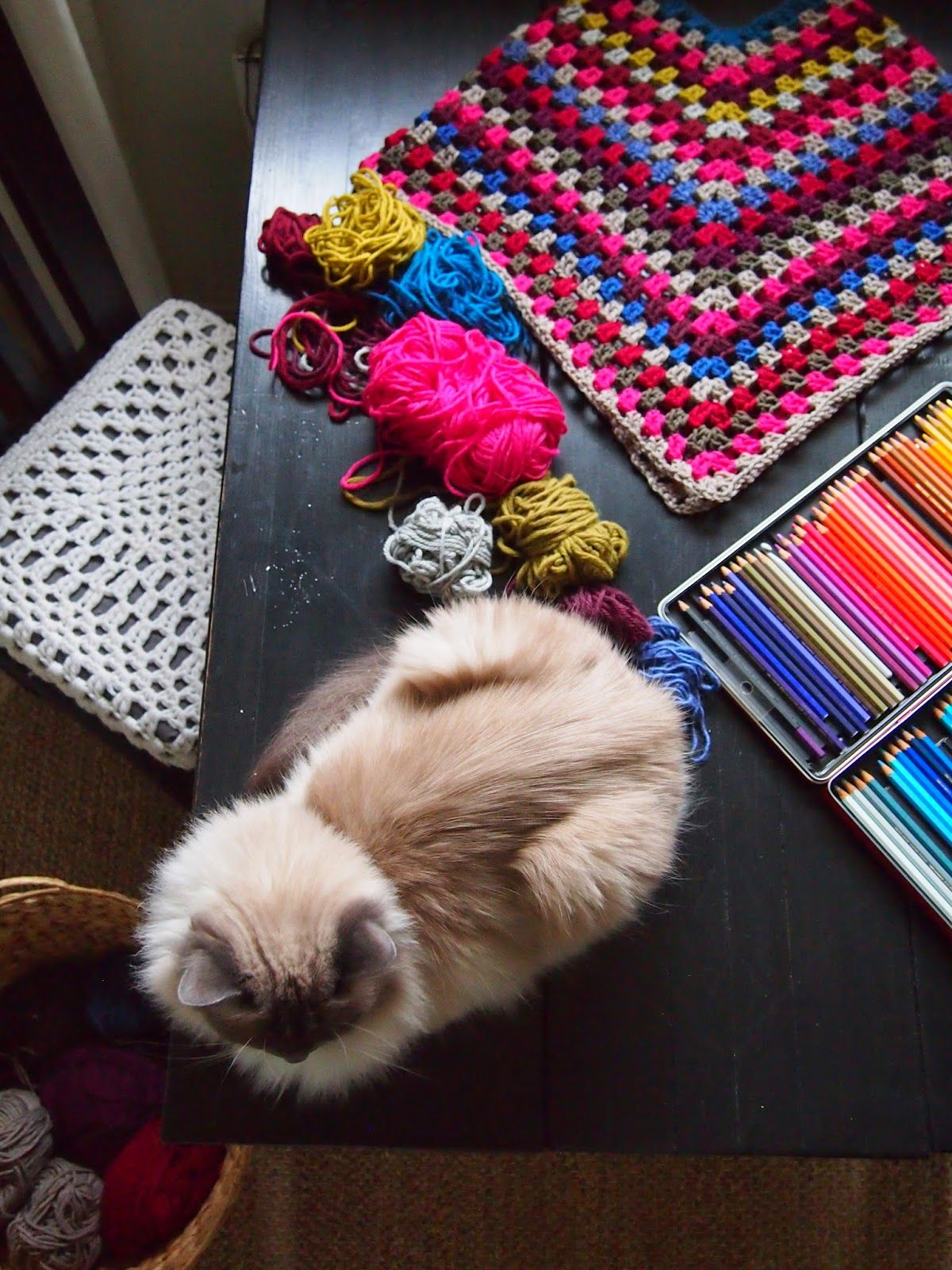 VMSomⒶ KOPPA: crochet