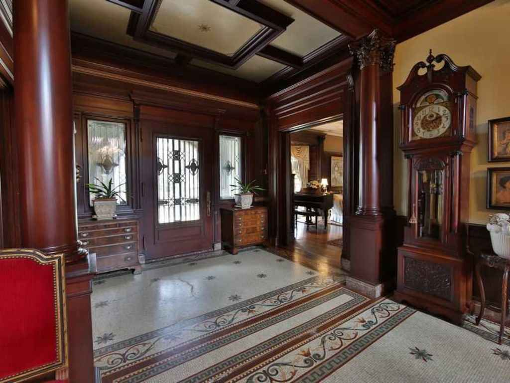 1898 Romanesque St Louis Mo 1 750 000 Mansion Interior Old Mansions Interior Old House Dreams