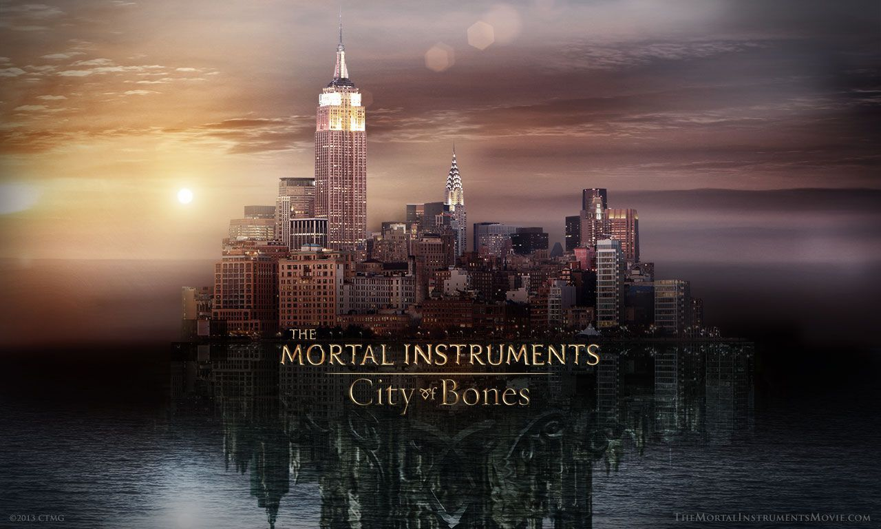 the mortal instruments: city of bones – wallpaper | live hd