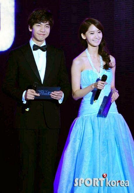 Lee seung gi dating yoona snsd