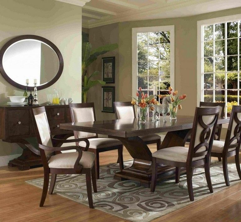 Charming And Cheap Decor Ideas Formal Dining Room: Lovely Modern Formal Dining Room Sets In 2020