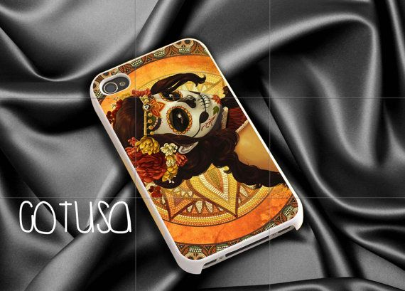 #iphone #case #cover #protector #iphone_case #plastic #design #custom #day_of_the_dead_mask