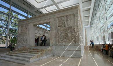 Autore sconosciuto - Ara Pacis Augustae - dal 13 al 9 a.C ...