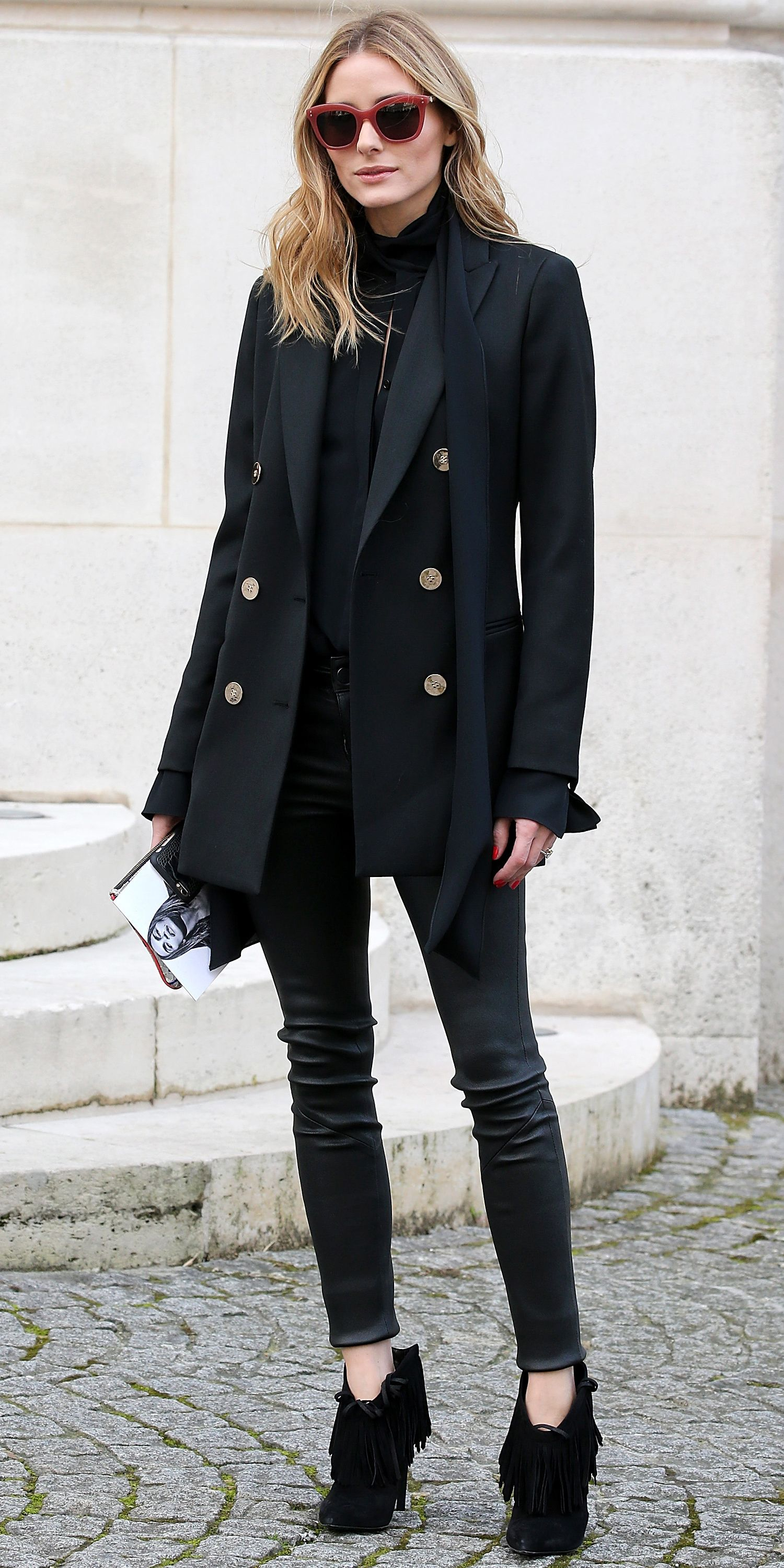 065e12262369 Look of the Day - Olivia Palermo - from InStyle.com