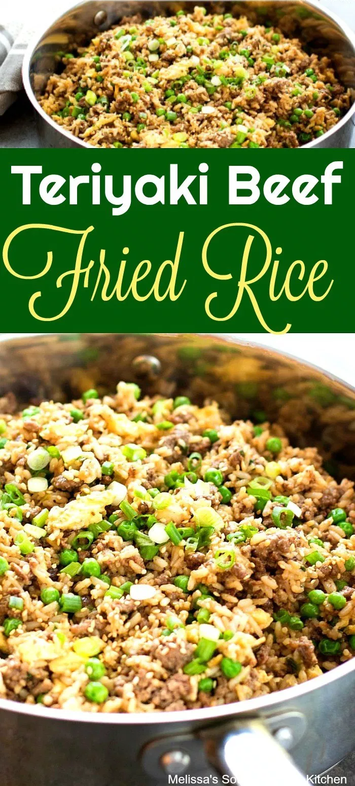 Teriyaki Beef Fried Rice Friedrice Teriyaki Teriyakibeef Beeffriedrice Asian Asianfood Beef Groundbeef Sidedi With Images Beef Fried Rice Teriyaki Beef Fried Rice