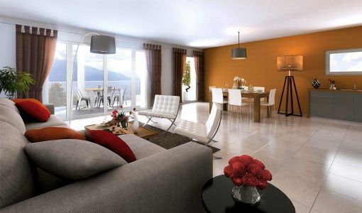 Barberaz immobilier neuf appartement