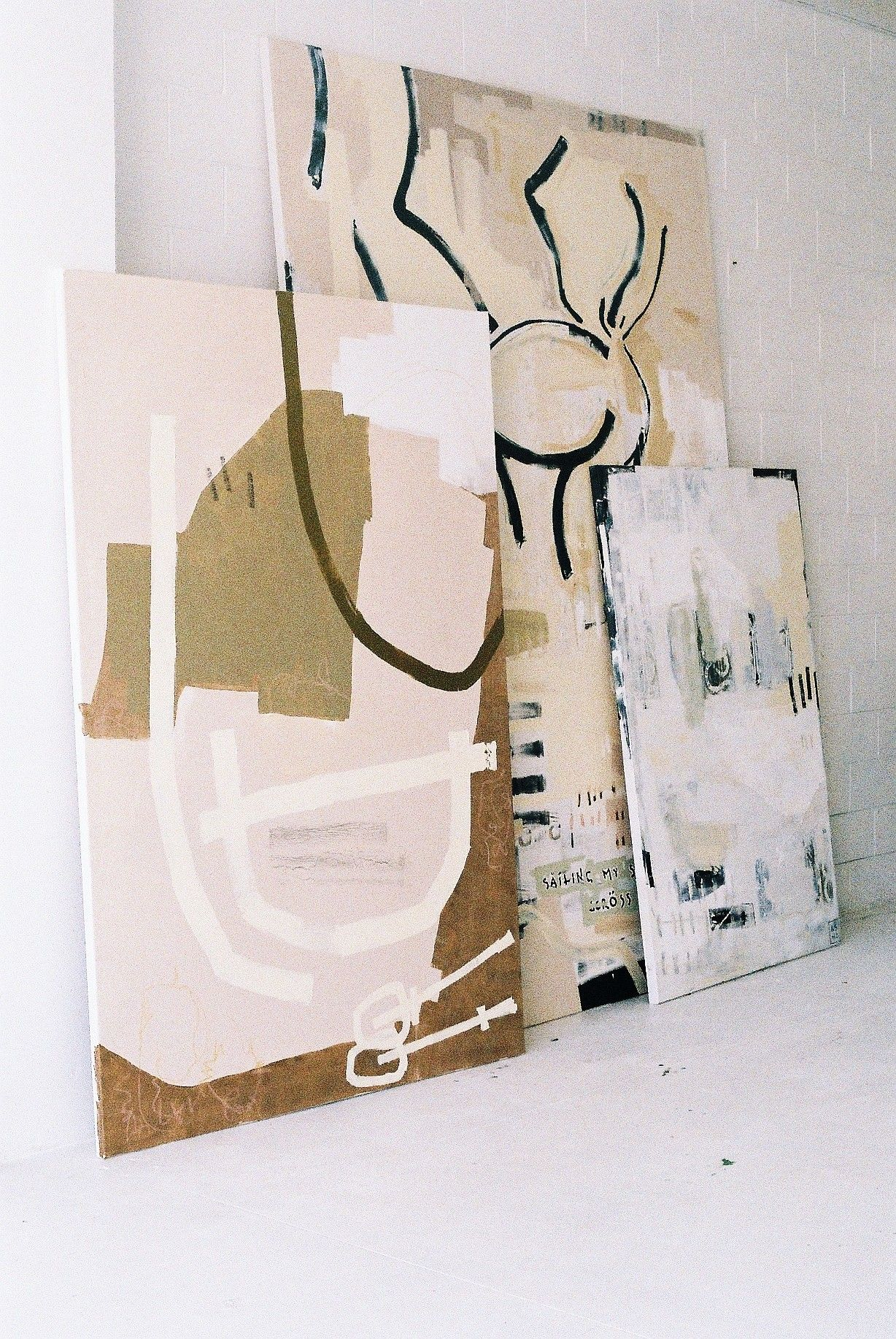 STUDIO  4 — Ash Holmes Art