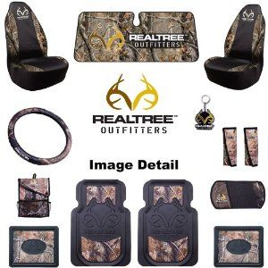 Realtree Outfitters Camo Car Truck Suv Front Amp Rear Floor