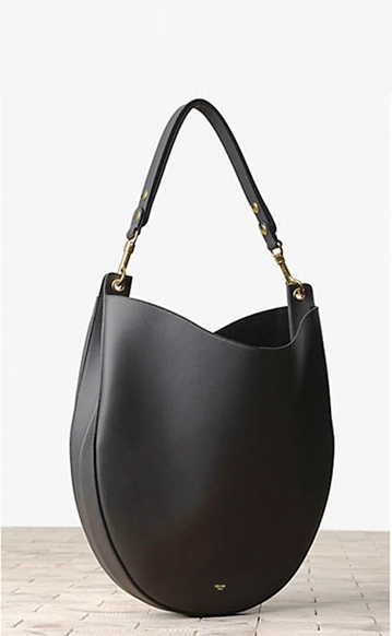 76a772285e6b The Celine hobo bag is rather humble