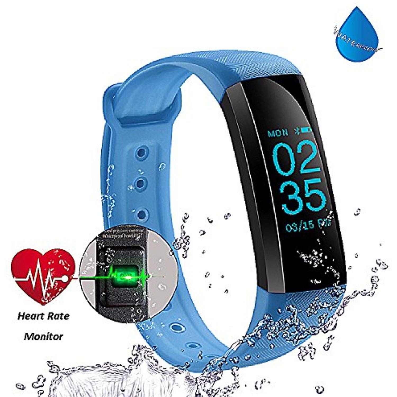 Fitness Tracker, HapFit Smart Band Activity Wristband