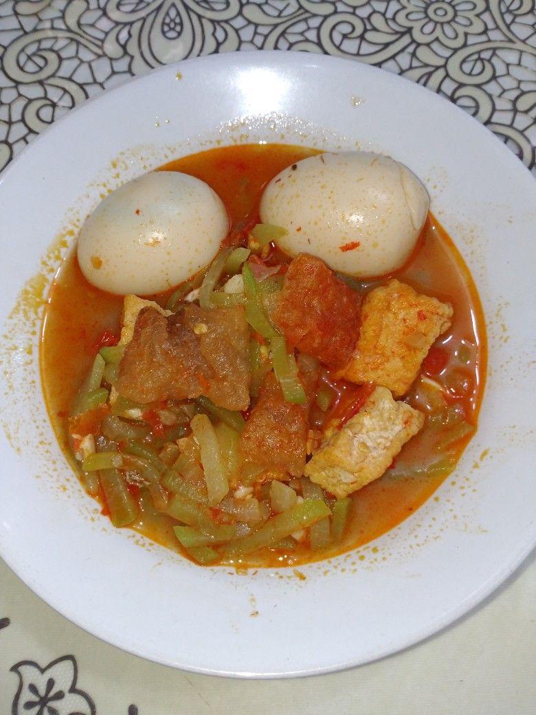 Sambel Goreng Jipang Fibercreme Makanan
