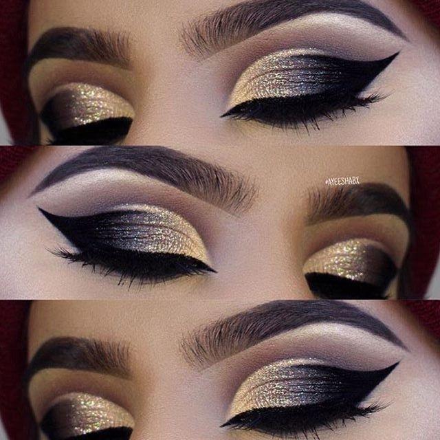 Photo of @ redtop2012 # eyes #makeup  # eyes #Makeup # redtop2012    Wedding Makeup Cel